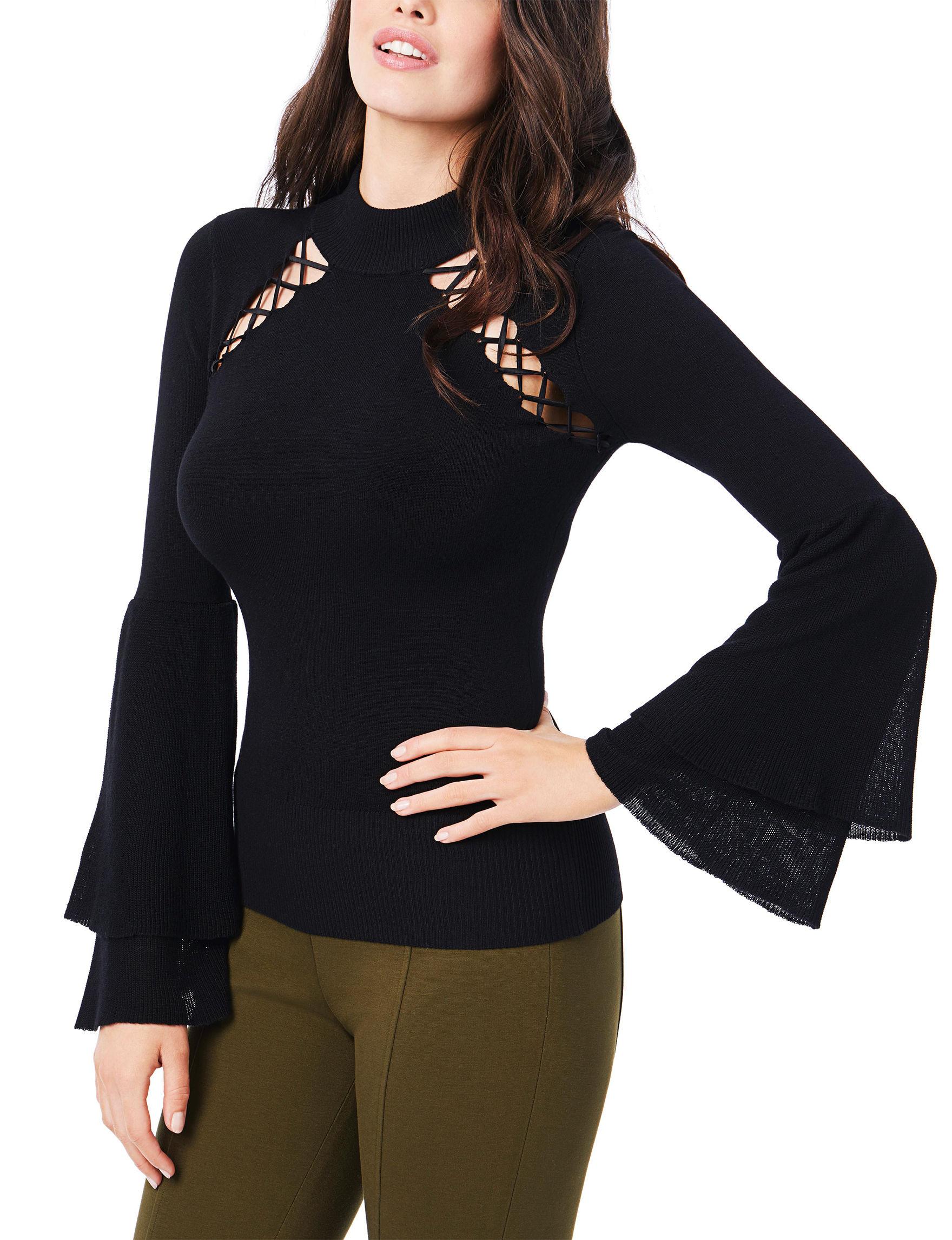 XOXO Black Sweaters