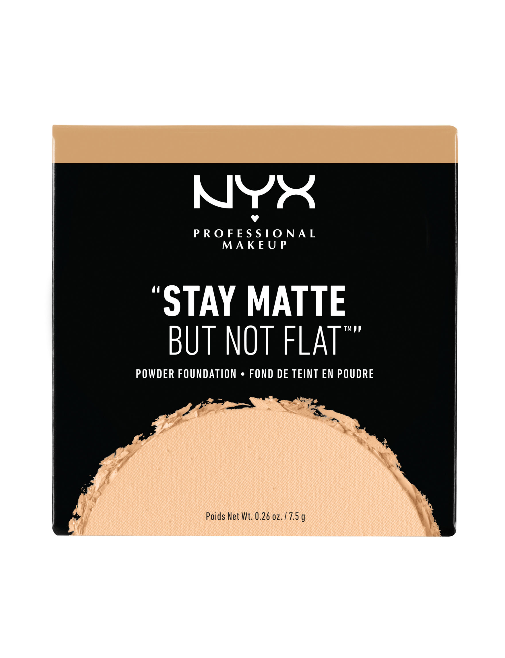 NYX Professional Makeup NYX - Warm Beige Face Foundation