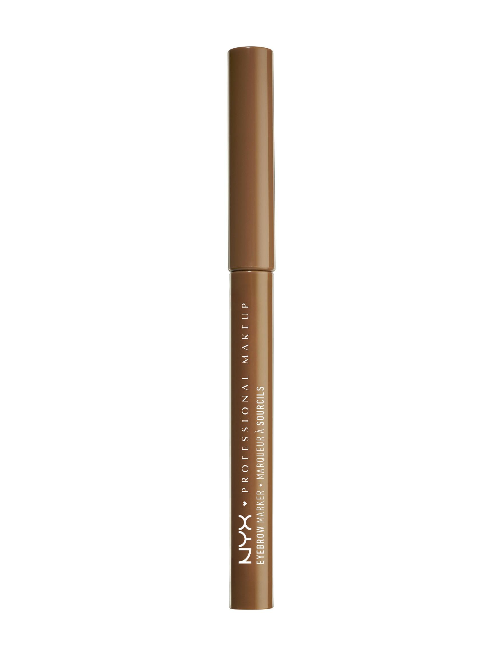 NYX Professional Makeup NYX - medium Eyes Brow