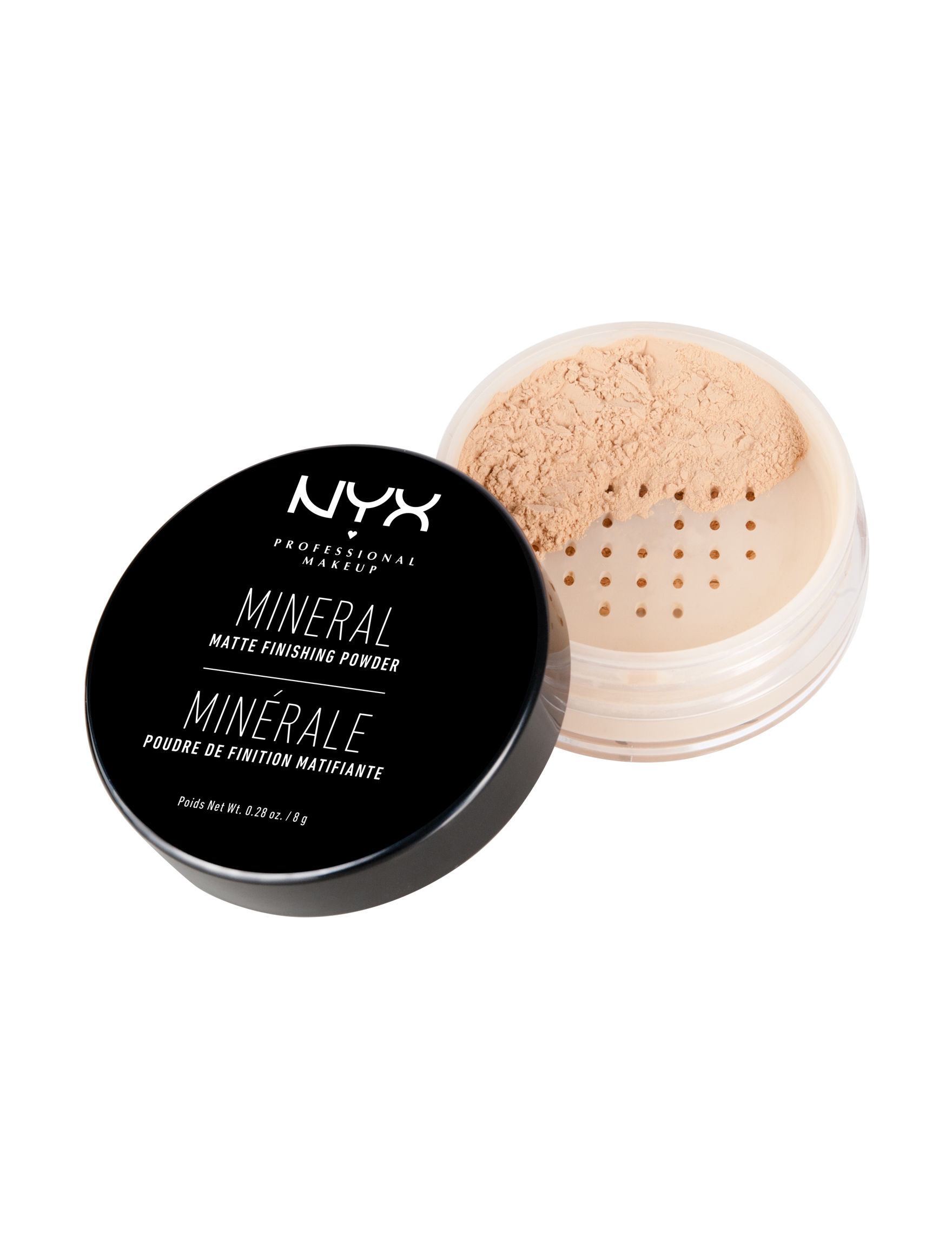 NYX Professional Makeup NYX - light/medium Face Powder