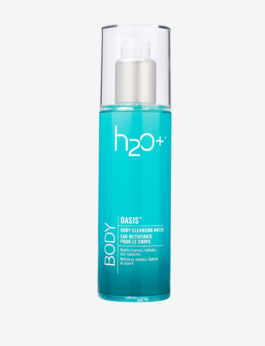 H2O  Cleansers