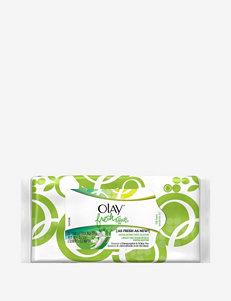 Olay Fresh Effects Exfoliating Wet Cloths