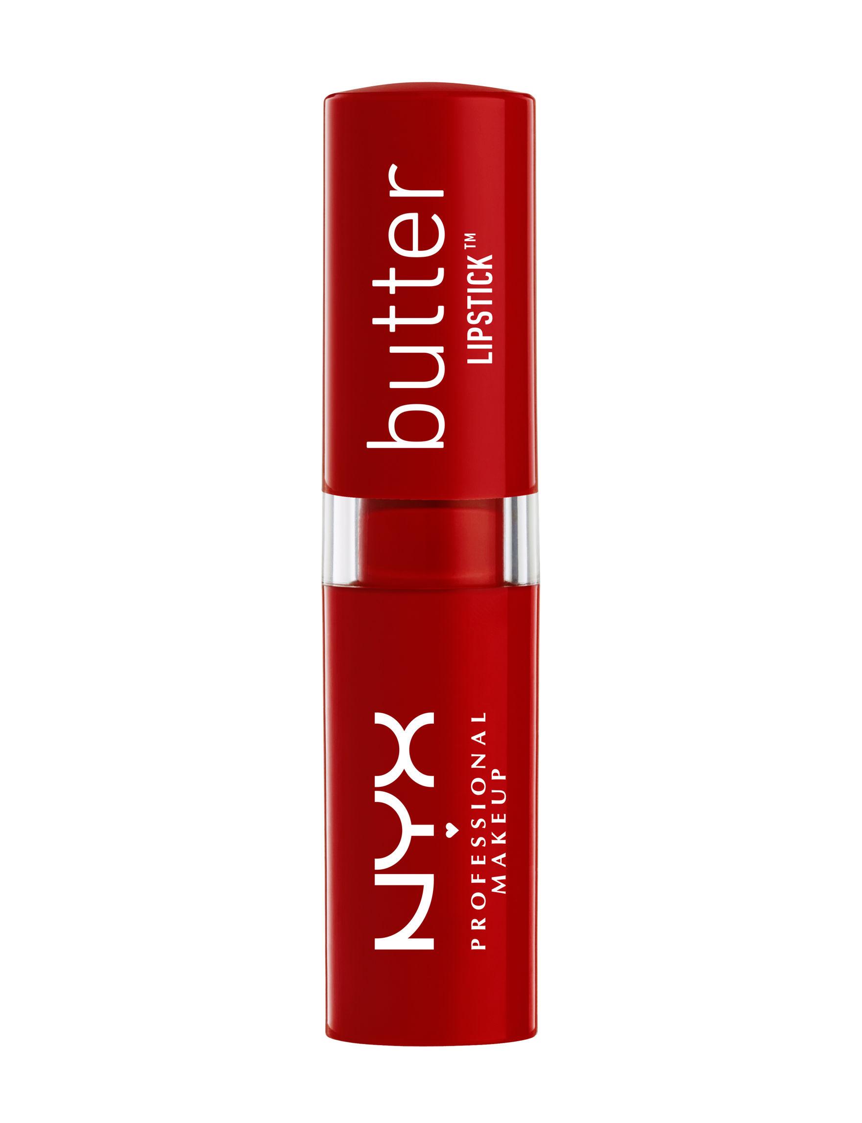 NYX Professional Makeup Afternoon Heat Lips Lipstick
