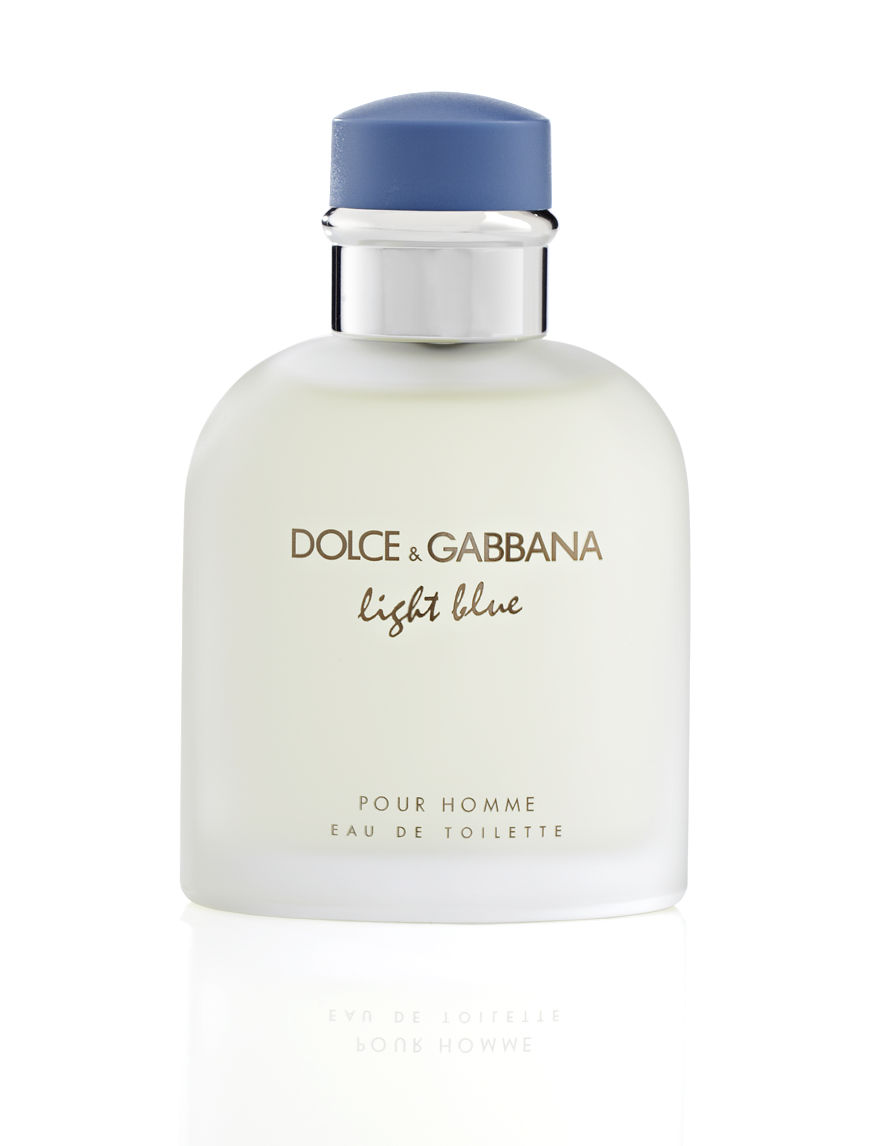 dolce gabbana light blue eau de toilette for men stage stores. Black Bedroom Furniture Sets. Home Design Ideas