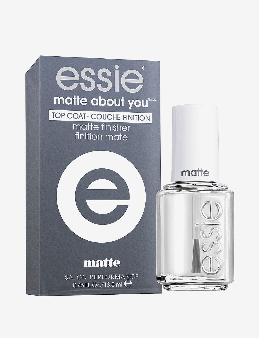 Essie Matte About You™ Top Coat | Stage Stores