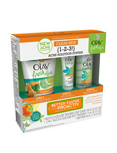 Olay Clear Skin (1-2-3) Acne Solution System
