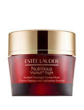 Estée Lauder Nutritious Vitality8™ Night Radiant Overnight Creme / Mask