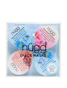 Nugg 4-pk. Face Masks 4-Day Dull Skin Treatment