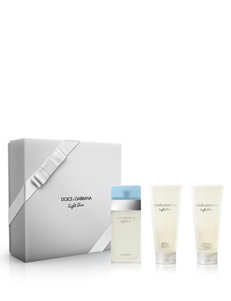 Dolce&Gabbana Light Blue 3-pc. Set for Women ($139 value)