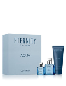 Calvin Klein Eternity Aqua 3-pc. Set for Men (A $94 Value)