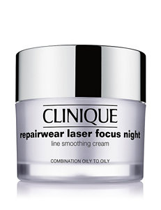 Repairwear Laser Focus Night Line Smoothing Cream – Combination Oily to Oily