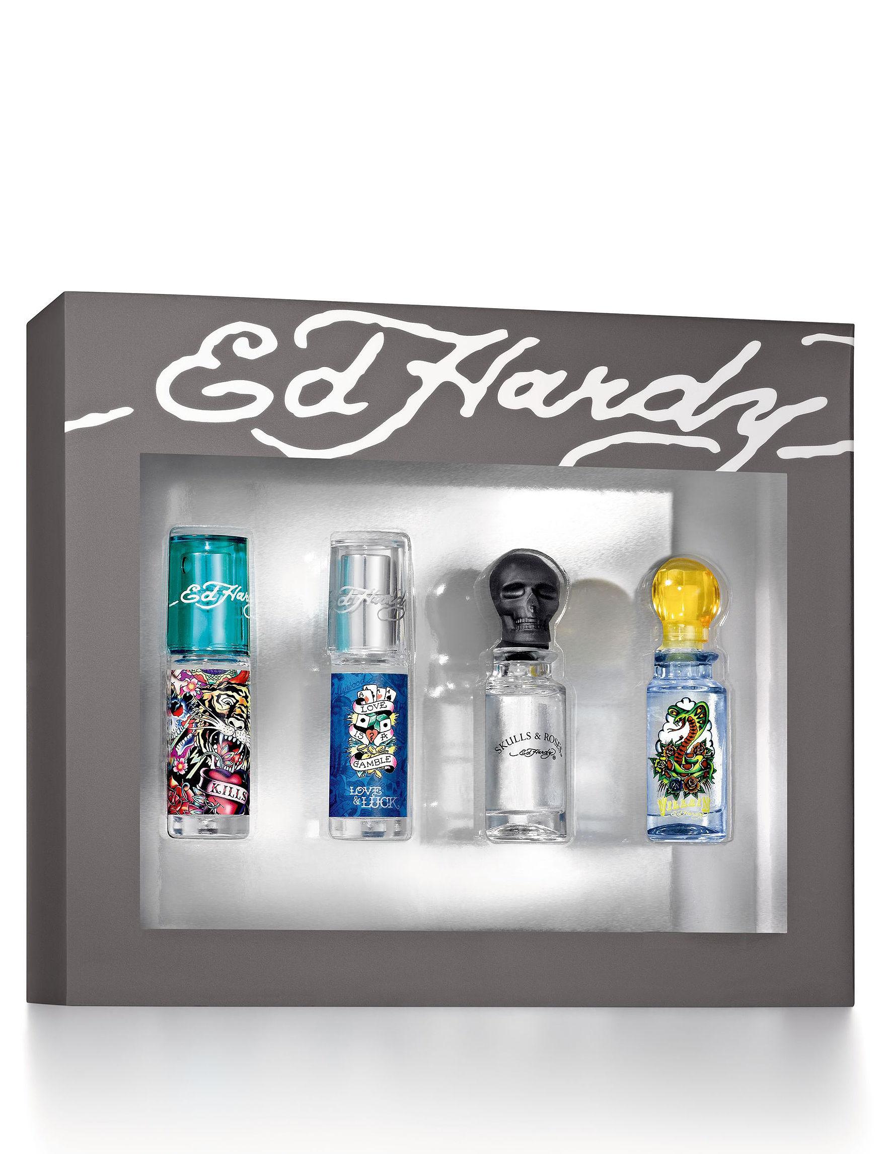Ed Hardy  Travel Sprays & Rollerballs