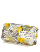 San Francisco Soap Company Sicilian Lemon Scented Bath Soap