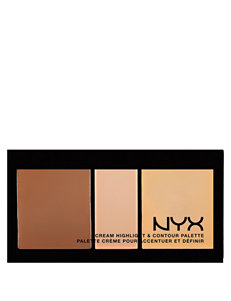 NYX Highlight & Contour Cream Palette