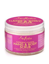 Shea Moisture Super Fruit Complex Hand & Body Scrub