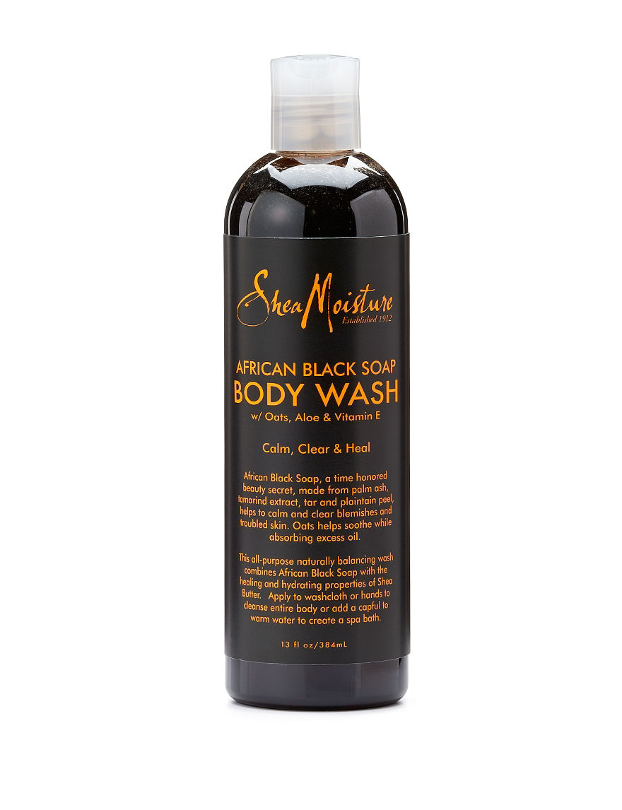 Shea Moisture  Body Wash & Bath Soaks