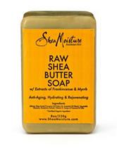 Shea Moisture Raw Shea Butter Bar Soap