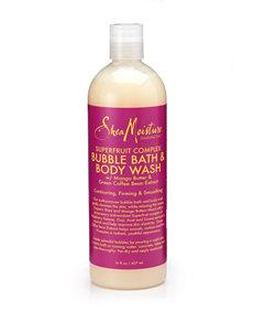 Shea Moisture Super Fruit Complex Bubble Bath & Body Wash