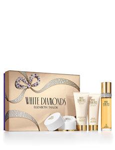 Elizabeth Taylor White Diamonds 4-pc. Set for Women (A $110 Value)