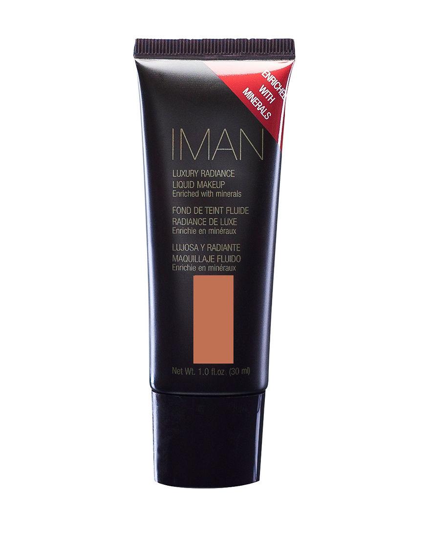 IMAN Earth 3 Face Foundation