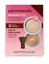 Pur Minerals Bestsellers Trio Set