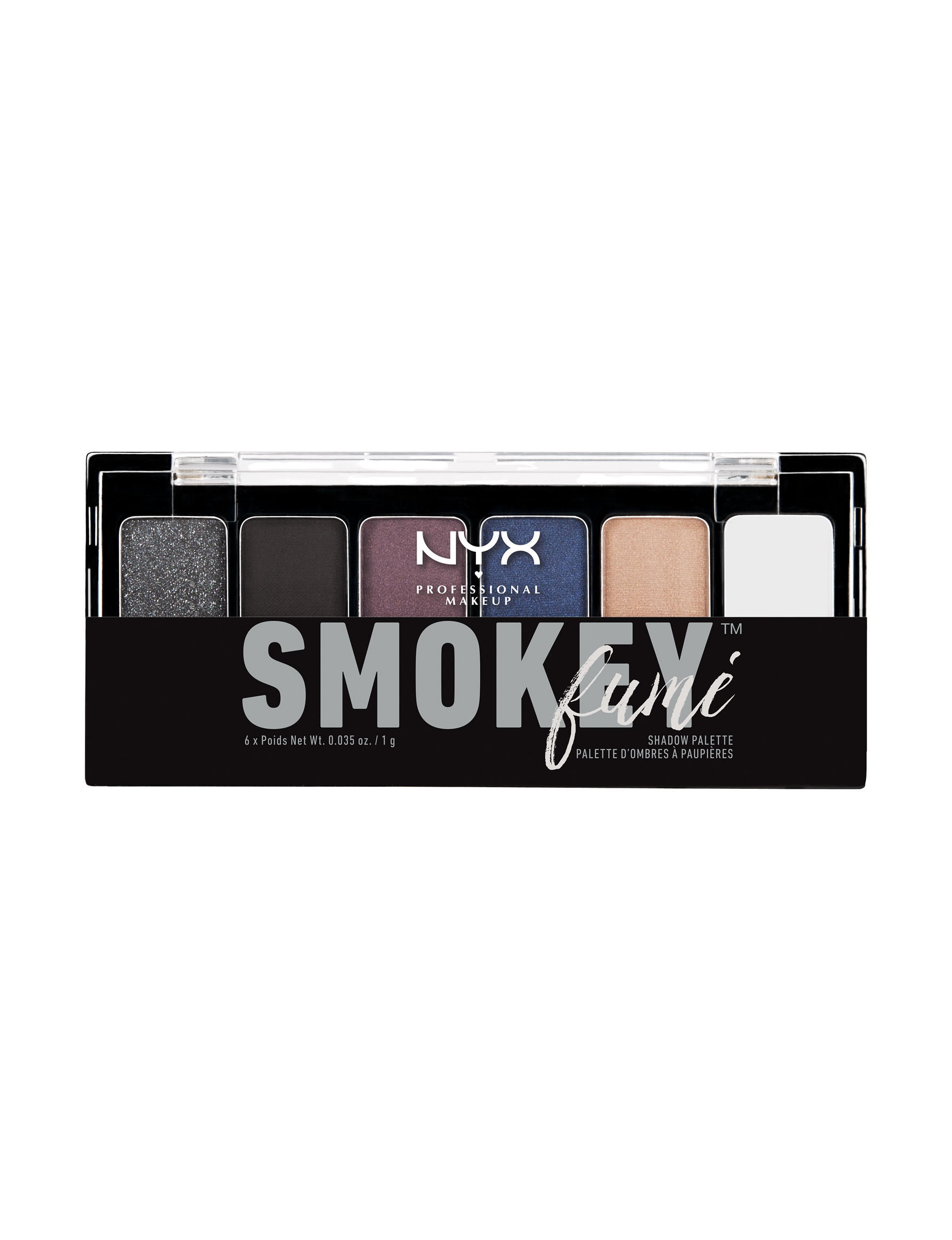 NYX Smokey Brown Eyes Eye Shadow