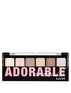 NYX The Adorable Shadow Palette