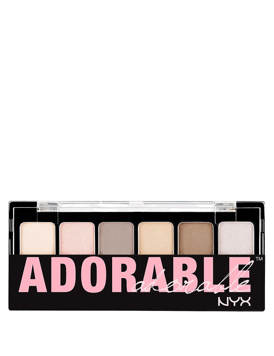 NYX Professional Makeup Clear Eyes Eye Shadow