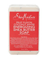Shea Moisture Fruit Fusion Energizing Shea Butter Soap