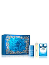 Versace Men Eau Fraiche 3-pc. Deluxe Set for Men (A $124 Value)