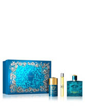 Versace Eros 3-pc. Deluxe Set for Men (A $137 Value)