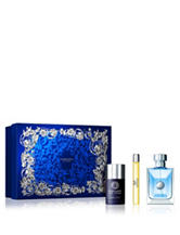 Versace Pour Homme 3-pc. Deluxe Fragrance Set for Men