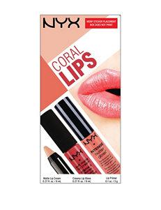 NYX 3-pc. Coral Lips Set