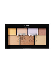 NYX  Eyes Face Blush Eye Shadow