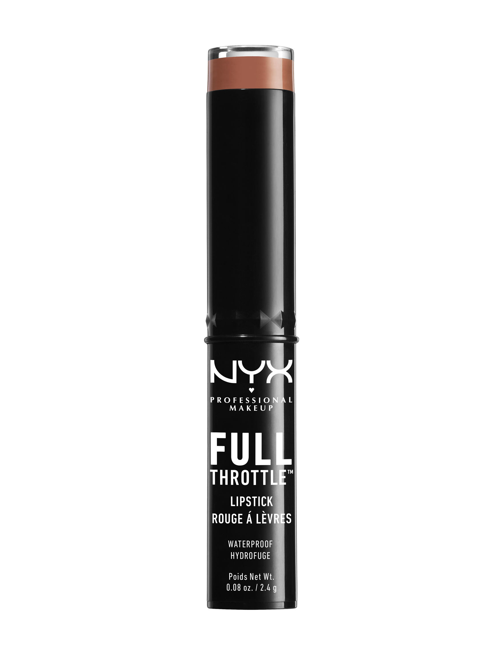 NYX Professional Makeup Kiss The Dust Lips Lipstick