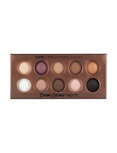 NYX Professional Makeup Golden Horizon Eyes Makeup Kits & Sets Eye Shadow