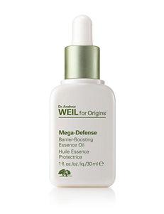 Dr. Andrew Weil for Origins™ Mega-Defense Barrier-Boosting Essence Oil