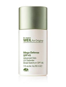 Dr. Andrew Weil for Origins™ Mega Defense SPF 45 Advanced Daily UV Defender