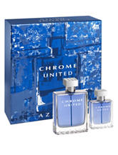 Azzaro Chrome United 2-pc. Set for Men (A $122 Value)