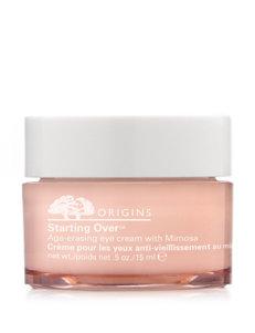Origins Starting Over™ Age Erasing Eye Cream with Mimosa