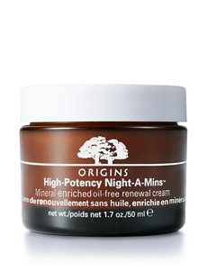 Origins High-Potency Night-A-Mins™ Mineral Enrighed Oil Free Renewal Cream