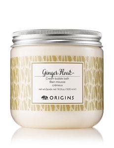 Origins Ginger Float™ Cream Bubble Bath