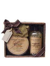 Tuscan Hills 3-pc. Vanilla Almond Body Care Set
