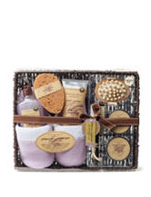 Tuscan Hills 9-pc. French Lavender Ultimate Spa Set