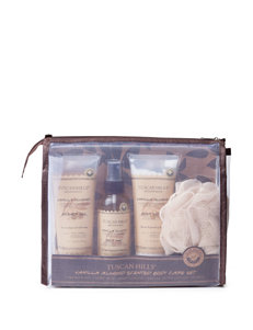 Tuscan Hills 5-pc. Vanilla Almond Ultimate Pampering Spa Set