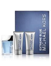 Michael Kors 3-pc. Extreme Blue Set for Men (A $118 Value)
