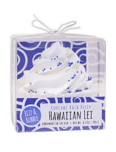 Fizz & Bubble Hawaiian Lei Cupcake Bath Fizzy