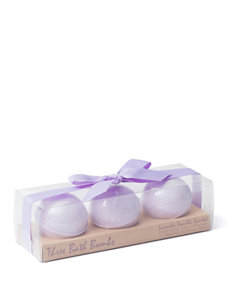 3-pc. Bath Bomb Set