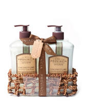 Tuscan Hills La Bella Provincia 2-pc. Coconut Lime Hand Caddy