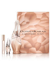 Donna Karan Cashmere Aura 3-pc. Set for Women (A $150 Value)